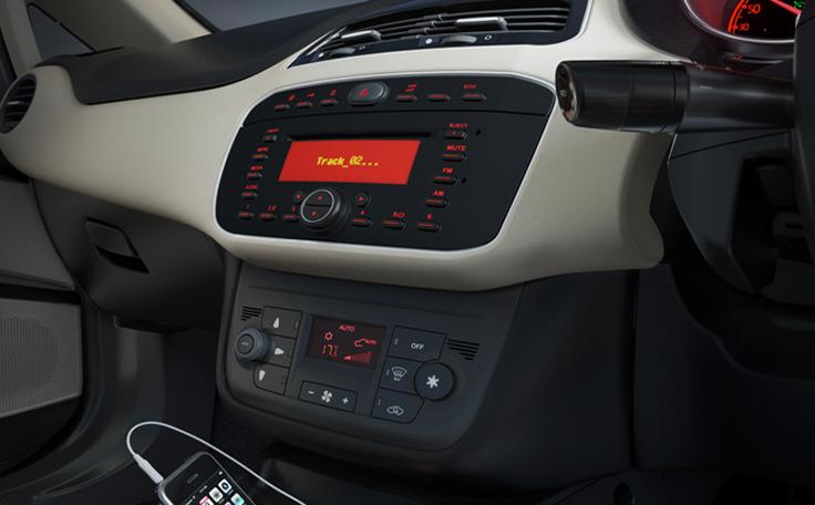 Fiat New Linea Interior